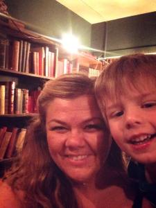 mommy and lucius 2