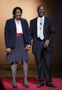 Dr & Mrs Carson